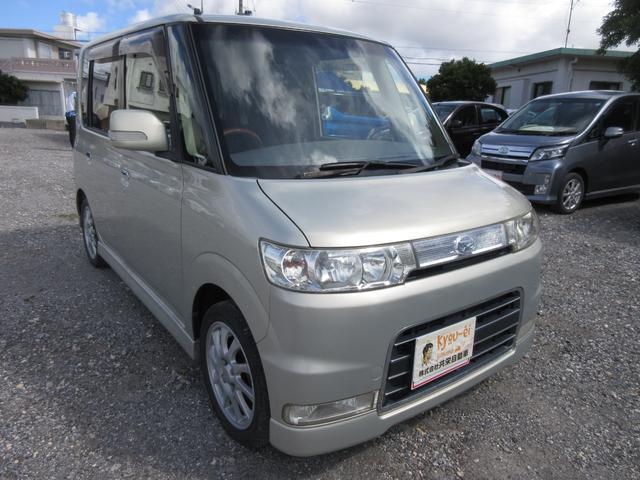 沖縄県糸満市の中古車ならタント カスタムVS