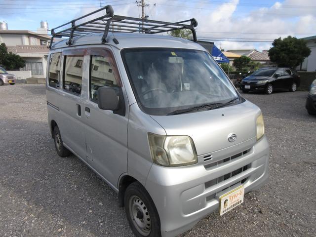 沖縄県糸満市の中古車ならハイゼットカーゴ