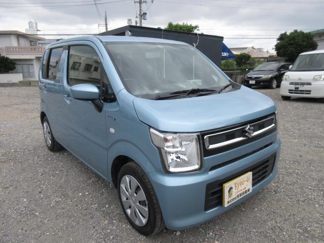 沖縄県糸満市の中古車ならワゴンR ハイブリッドFX リミテッド