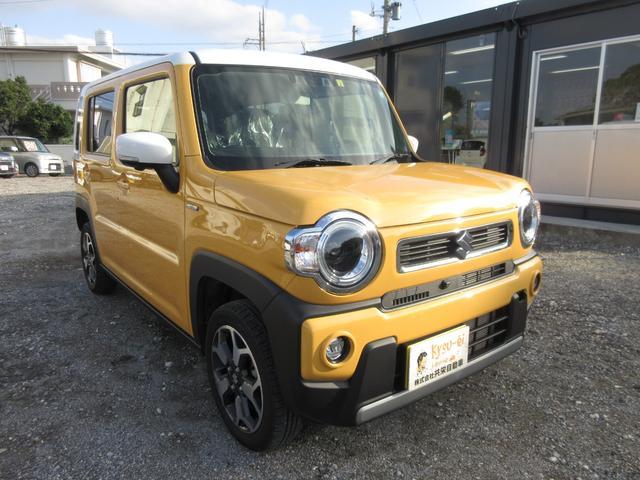沖縄県糸満市の中古車ならハスラー ハイブリッドX