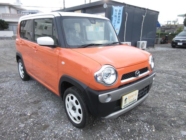 沖縄県糸満市の中古車ならフレアクロスオーバー XG