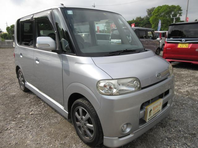 沖縄県南城市の中古車ならタント VS