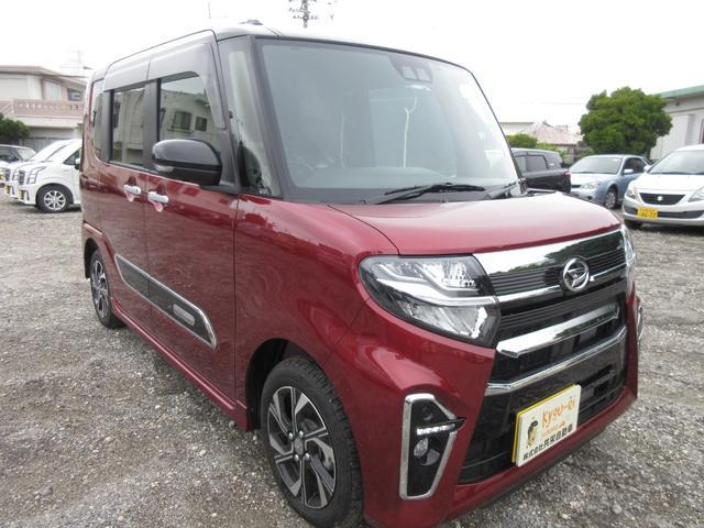 沖縄県糸満市の中古車ならタント カスタムXスタイルセレクション