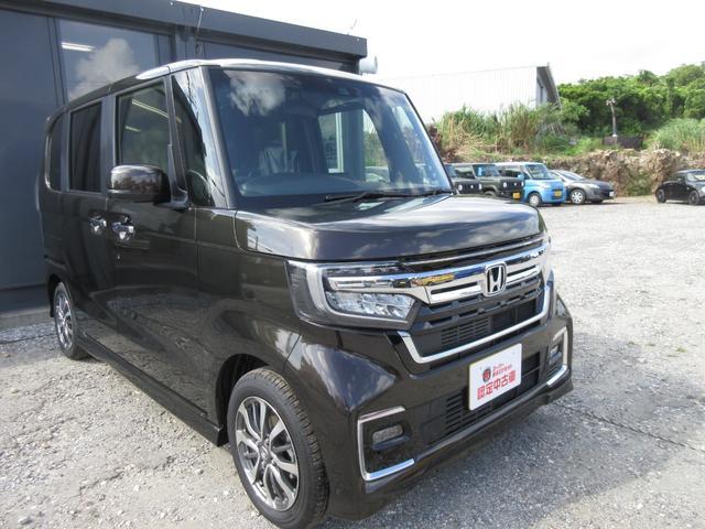 沖縄県の中古車ならN-BOXカスタム L