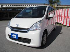 沖縄の中古車 ダイハツ ムーヴ 車両価格 54万円 リ済込 平成23年 6.8万K ホワイト