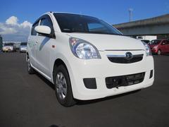 沖縄の中古車 ダイハツ ミラ 車両価格 41万円 リ済込 平成25年 6.9万K ホワイト