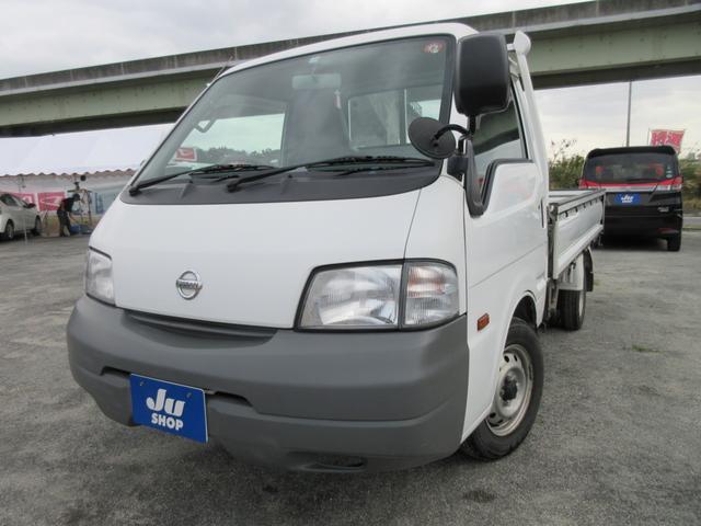 沖縄の中古車 日産 バネットトラック 車両価格 80万円 リ済込 2013(平成25)年 5.4万km ホワイト