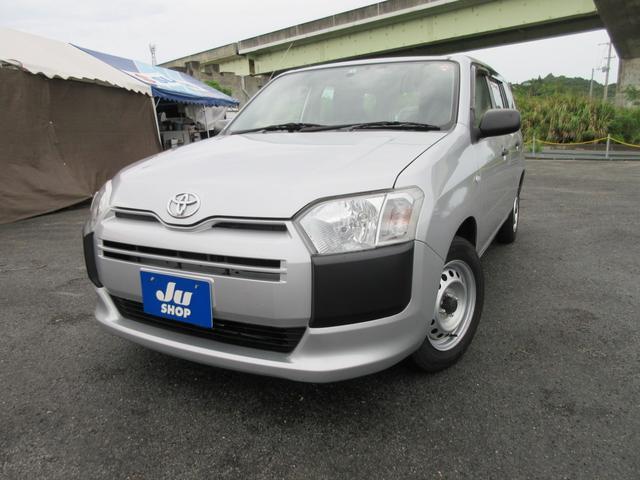 沖縄県の中古車ならプロボックス DXコンフォート 車検・保証1年付き・ナビ・Bluetooth・ETC付き