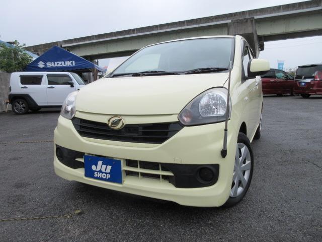 沖縄県豊見城市の中古車ならミライース L スマートセレクションSA ナビ・Bluetooth付き・ETC・リアカメラ付き