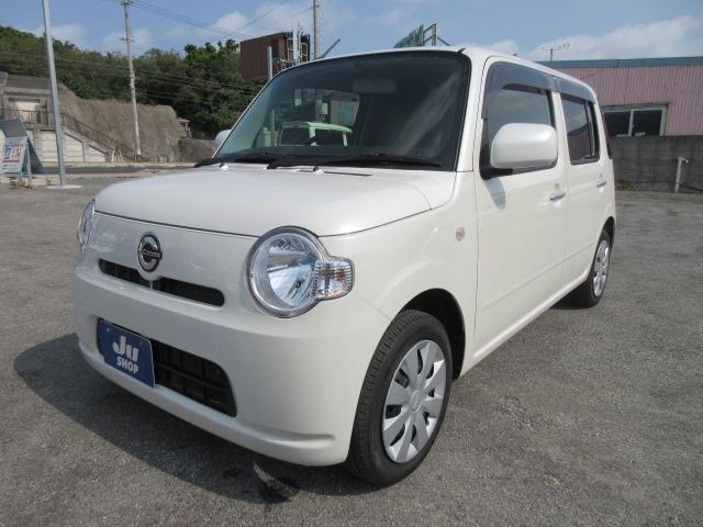 沖縄県の中古車ならミラココア ココアL ナビ・リアカメラ・Bluetooth・ETC付き