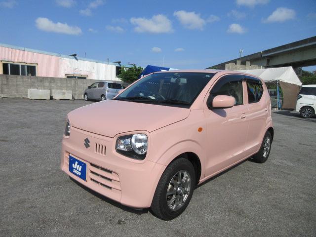 沖縄県豊見城市の中古車ならアルト S ドライブレコーダー・ETC付き