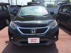沖縄の中古車 ホンダ CR−V 車両価格 179.8万円 リ済別 平成25年 5.1万K ブラックパール