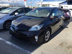沖縄の中古車 トヨタ プリウス 車両価格 162万円 リ済別 平成25年 4.6万K パープル