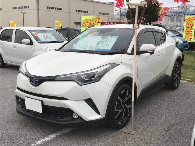 沖縄県の中古車ならC-HR G 自動ブレーキ ドライブレコーダー スマートキー ETC