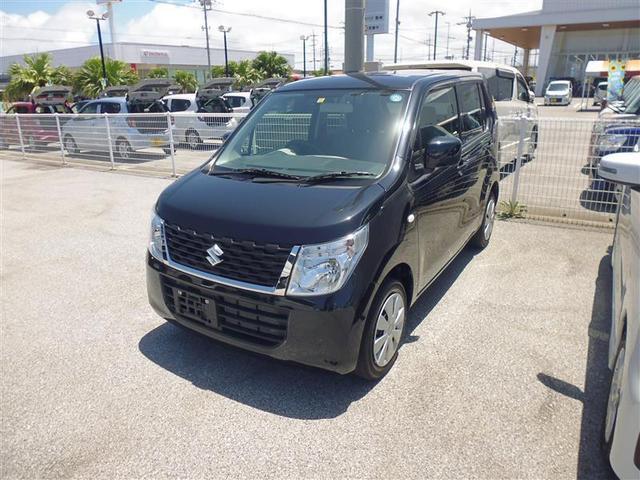 沖縄の中古車 スズキ ワゴンR 車両価格 88万円 リ済別 2016(平成28)年 2.3万km ブラック