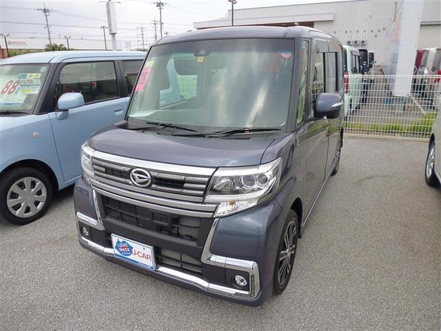 沖縄県の中古車ならタント カスタムRS SAII