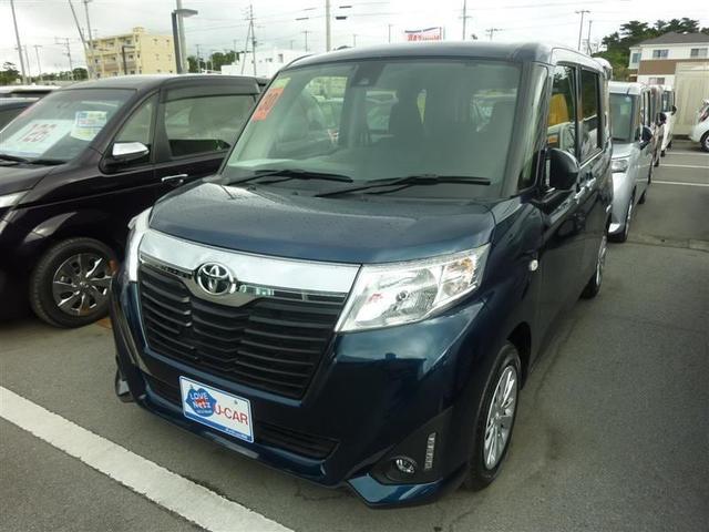 沖縄県の中古車ならルーミー X S