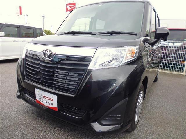 沖縄の中古車 トヨタ ルーミー 車両価格 126.5万円 リ済別 2018(平成30)年 1.9万km クロ