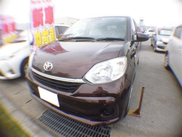 沖縄県の中古車ならパッソ X LパッケージS