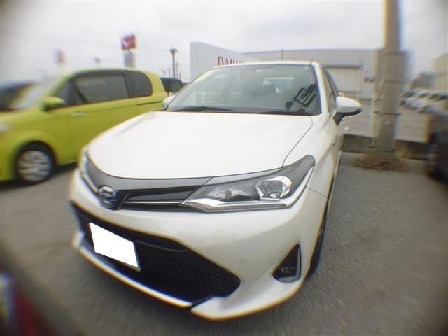 カローラアクシオ(トヨタ) ハイブリッドG ダブルバイビー 中古車画像