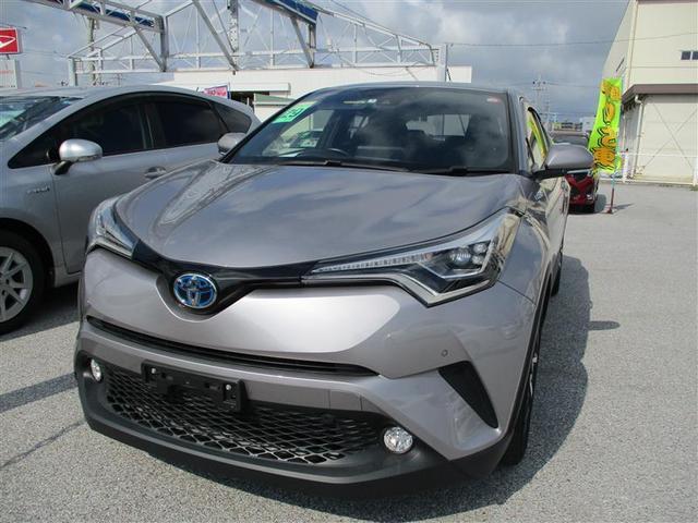 トヨタ C-HR HV G LEDエディション