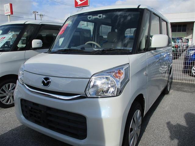 沖縄の中古車 マツダ フレアワゴン 車両価格 99万円 リ済別 2016(平成28)年 3.8万km パールマイカ