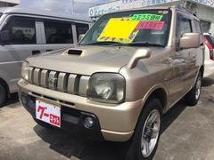沖縄の中古車 スズキ ジムニー 車両価格 53万円 リ済込 平成20年 7.9万K ゴールド