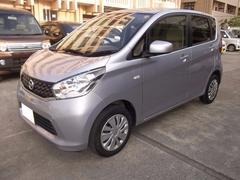 沖縄の中古車 日産 デイズ 車両価格 54万円 リ済込 平成25年 11.5万K シルバー