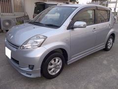 沖縄の中古車 トヨタ パッソ 車両価格 49万円 リ済込 平成21年 8.7万K シルバー