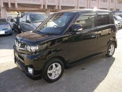 沖縄の中古車 ホンダ ゼストスパーク 車両価格 53万円 リ済込 平成23年 10.9万K ブラックM