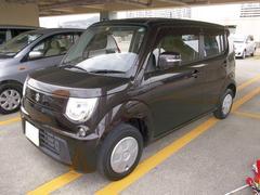 沖縄の中古車 スズキ MRワゴン 車両価格 49万円 リ済込 平成23年 7.5万K Dブラウン