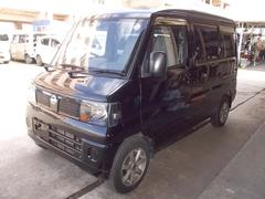 沖縄の中古車 三菱 ミニキャブバン 車両価格 45万円 リ済込 平成22年 9.3万K ブラック