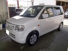 沖縄の中古車 日産 オッティ 車両価格 45万円 リ済込 平成24年 9.5万K ホワイト