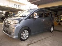 沖縄の中古車 ダイハツ ムーヴ 車両価格 69万円 リ済込 平成25年 6.8万K ライトグレー
