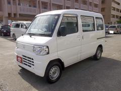 沖縄の中古車 三菱 ミニキャブバン 車両価格 60万円 リ済込 年式不明 1.5万K ホワイト