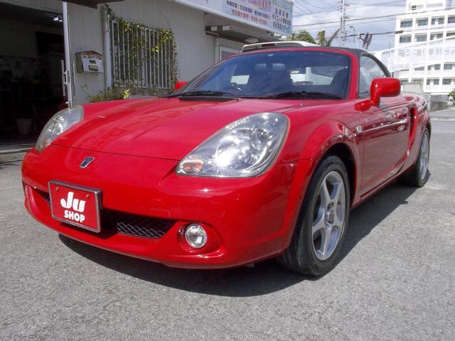 沖縄県の中古車ならMR-S Sエディション