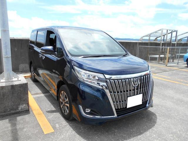 沖縄県の中古車ならエスクァイア Xi