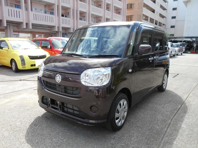 沖縄県の中古車ならムーヴキャンバス L