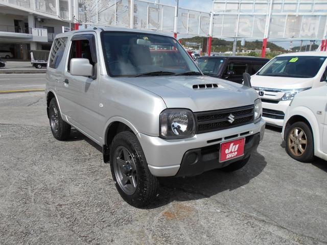 沖縄県の中古車ならジムニー XG