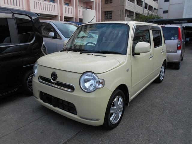 沖縄県の中古車ならミラココア ココアX