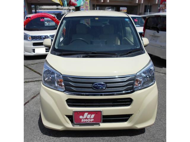 沖縄の中古車 スバル ステラ 車両価格 62万円 リ済込 2015(平成27)年 6.1万km ライトイエロー