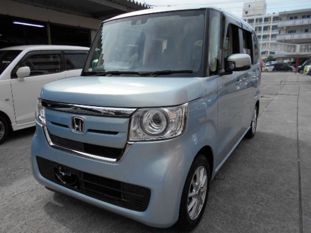 沖縄県豊見城市の中古車ならN-BOX G・EXホンダセンシング