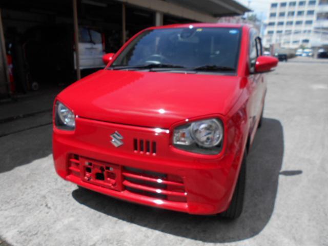沖縄県の中古車ならアルト X