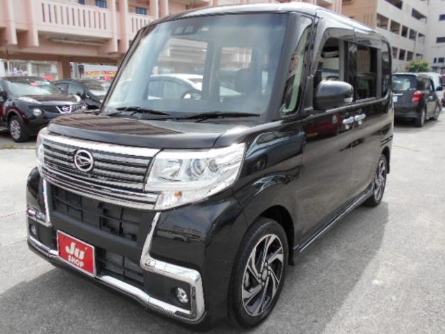 沖縄県豊見城市の中古車ならタント カスタムX トップエディションVS SAIII