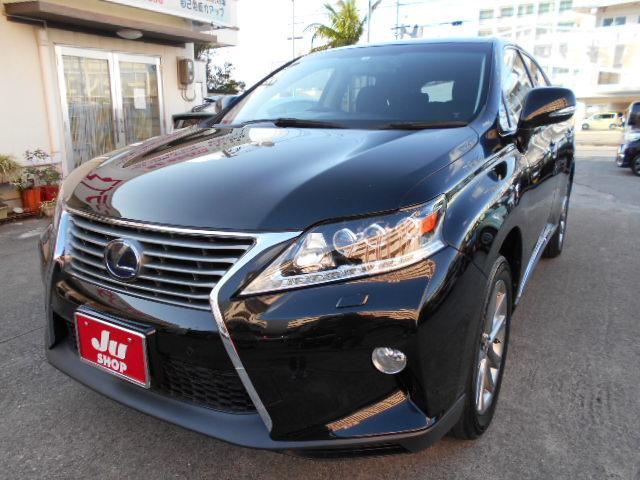 沖縄県豊見城市の中古車ならRX RX450h