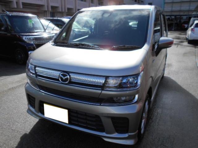 沖縄県の中古車ならフレア ハイブリッドXS