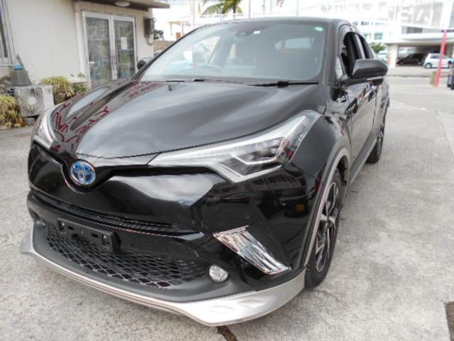沖縄県豊見城市の中古車ならC-HR G LEDエディション