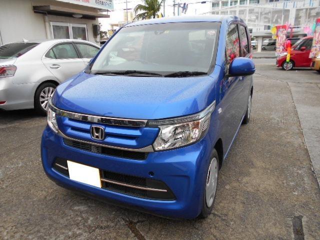 沖縄県豊見城市の中古車ならN-WGN G SSパッケージII
