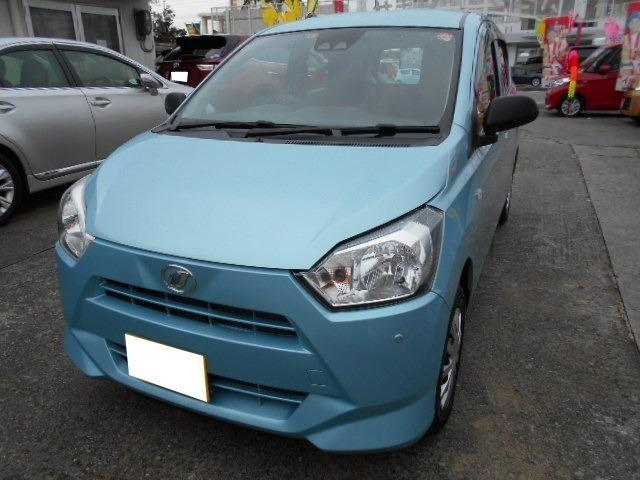 沖縄県豊見城市の中古車ならミライース L SAIII
