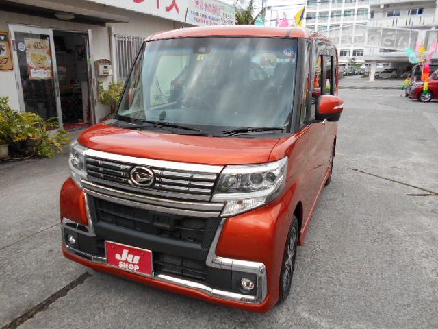沖縄県豊見城市の中古車ならタント カスタムX トップエディションSAII